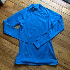 Under Armour Fitted Shirt Ladies Small